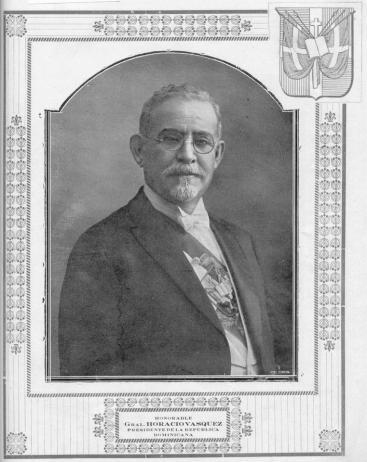 Horacio Vasquez