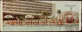 Concurso Miss República Dominicana, Realizado en el Hotel El Embajador en 1956.