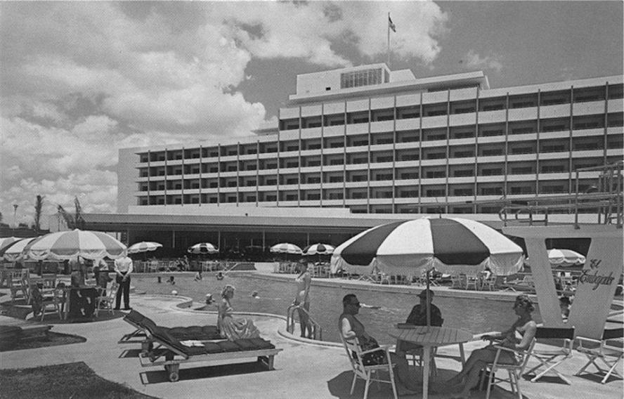 Otra imagen del Hotel El Embajador
