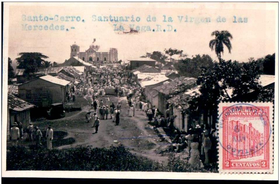 Comunidad de El Santo Cerro, La vega, Republica Dominicana 1924