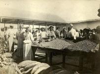 Mercado Modelo de La Vega, Republica Dominicana Foto decada del 20 Mercado demolido en 1955