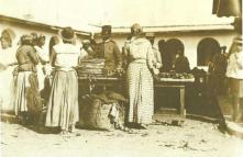 Mercado de La Vega. La Vega , R.D 1916-