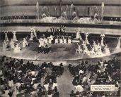 Espectaculo en el Teatro Agua Luz , en la Inauguración de La Feria de la Paz y Confraternidad del Mundo Libre.20 de Diciembre del 1955,Ciudad Trujillo , R.DAGN