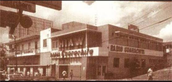 RADIO GUARACHITA Santo Domingo, Republica Dominicana. Fundada en la decada del 50 Radio Guarachita fue la primera en el pais en difundir música de bachata. La emisora tenía en su programación espacios dedicados a la música mexicana, música de Colombia, cartas de los oyentes leídas por el locutor, merengues, programas de llamadas telefónicas y sus famosos servicios publicos. Fuente Acento _ Alejandro Paulino
