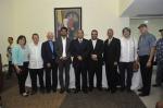 Mabel Artidiello, Carlos Rojas, Jesús Hernández, Juan Tiburcio, Ramón Rodríguez, Leonardo Díaz, Julio Minaya, Román García y Pablo Guadarrama.